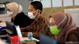 Membidik Peluang Usaha di Balik Kewajiban Pakai Masker