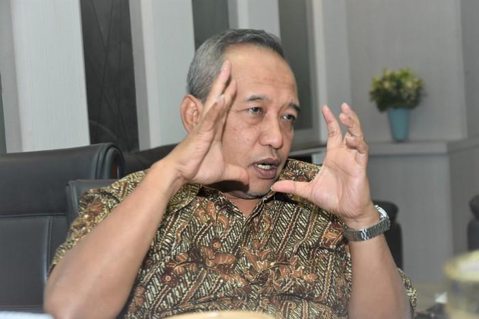 Ketua Umum Perkumpulan Perusahaan Gadai Indonesia (PPGI), Harianto Widodo.