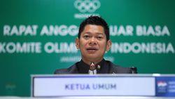 KOI Tepis Kabar Jakarta Kandas Jadi Tuan Rumah Olimpiade 2032