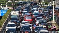 Waduh! Macet di DKI Jakarta Bikin Rugi Rp 65 T
