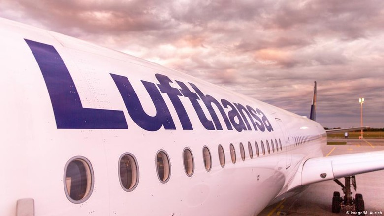 Lufthansa Janjikan