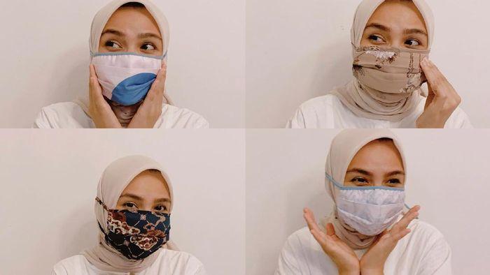 masker selebgram