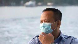 Edhy Prabowo Jawab Kontroversi Ekspor Benih Lobster dan Izin Cantrang