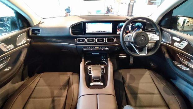 Mercedes-Benz New GLS 450