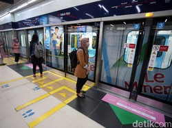MRT Jakarta Buka Lowongan Kerja, Buruan Daftar!