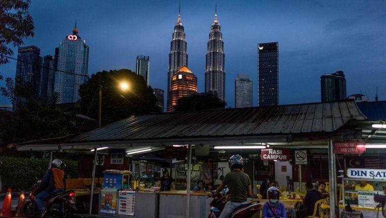 Pasar malam Malaysia