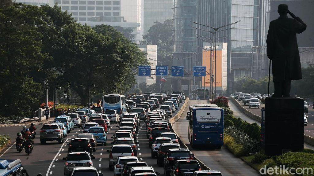 Ketentuan Kapasitas Penumpang Kendaraan pada PSBB Transisi