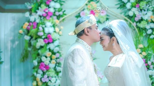 Foto-foto Pernikahan Qory Sandioriva dan Shah Rei