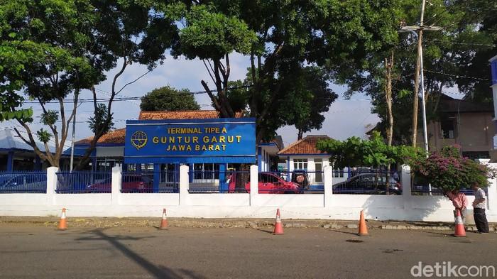 Terminal di Garut mulai beroperasi