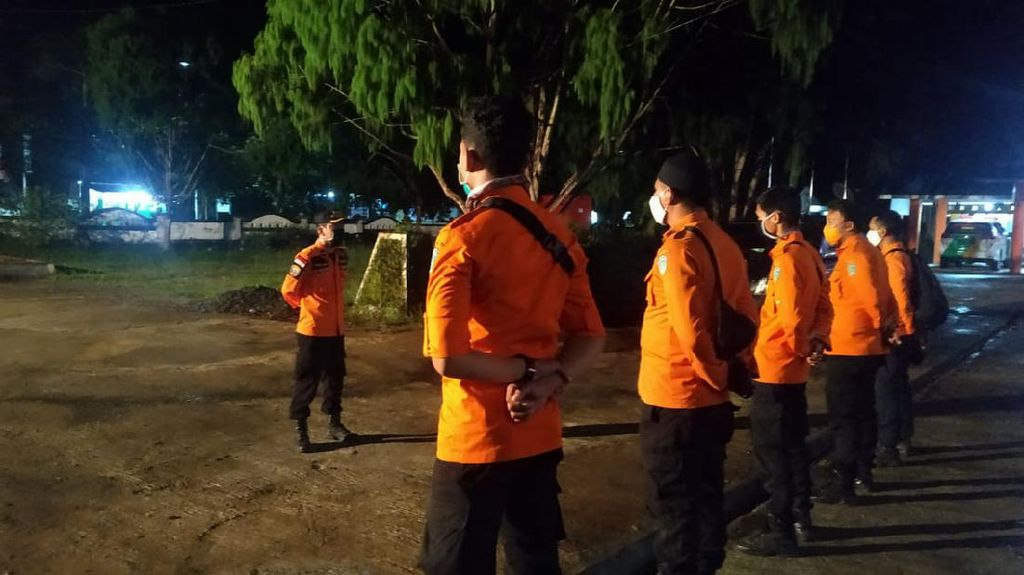 Lima Orang Dilaporkan Hilang di Hutan Saluro Luwu Timur Sulsel