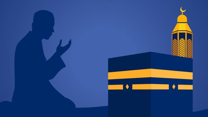 Infografis 7 amalan berpahala setara Haji