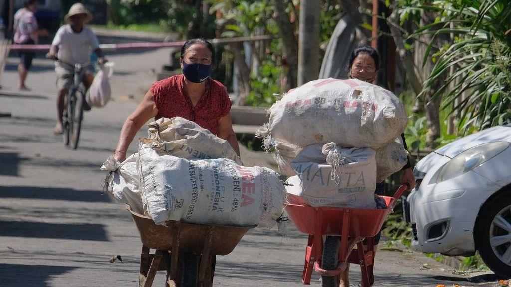 Asyik! Di Bali Sampah Plastik Bisa Ditukar Beras Lho