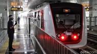 Sempat Berhenti Imbas Listrik Padam, LRT Jakarta Sudah Operasi Lagi