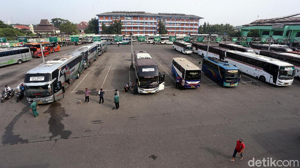 Idul Adha, PO Bus Berharap Berkah dari Arus Mudik