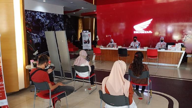 Dealer Wahana Honda mulai beroperasi di masa PSBB transisi