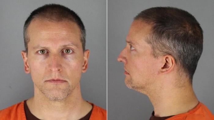 Derek Chauvin, terdakwa utama dalam pembunuhan George Floyd