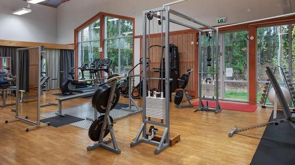 Selain itu juga ada pusat konferensi pers, spa dengan kolam renang, gym dan sauna. (Christies International Real Estate)