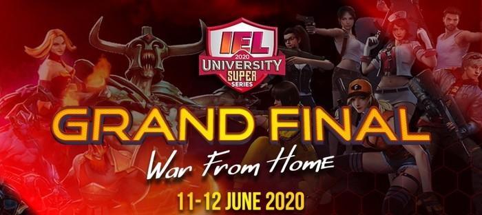 IEL University Super Series 2020