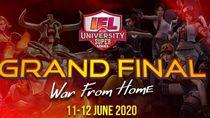 Final Turnamen eSport Antar Universitas Segera Digelar, Siapa Finalisnya?