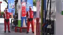 Uji Coba Transaksi Nontunai di SPBU Surabaya dan Malang Raya