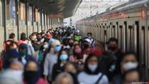 Jakarta Kembali Padat, Kasus Corona Dikhawatirkan Bisa Naik Lagi