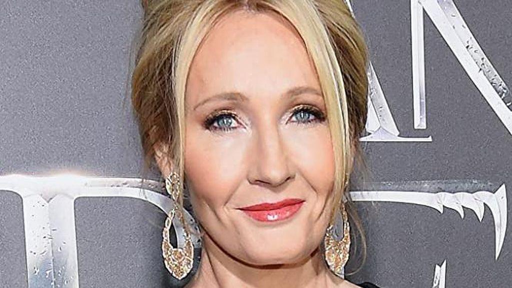 JK Rowling Kembali Disemprot Bintang Harry Potter karena Antitransgender