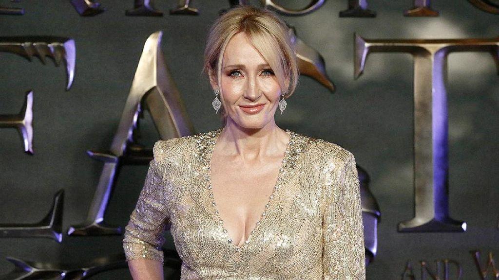 JK Rowling Berseteru dengan Politisi Inggris Gegara Cuitan Antitransgender