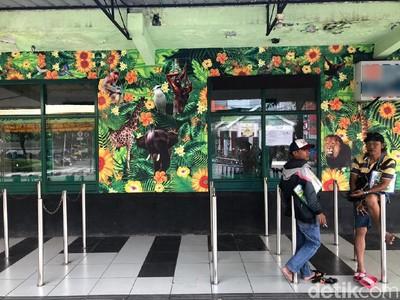 Kebun Binatang Surabaya Tetap Tutup Meski PSBB Berakhir