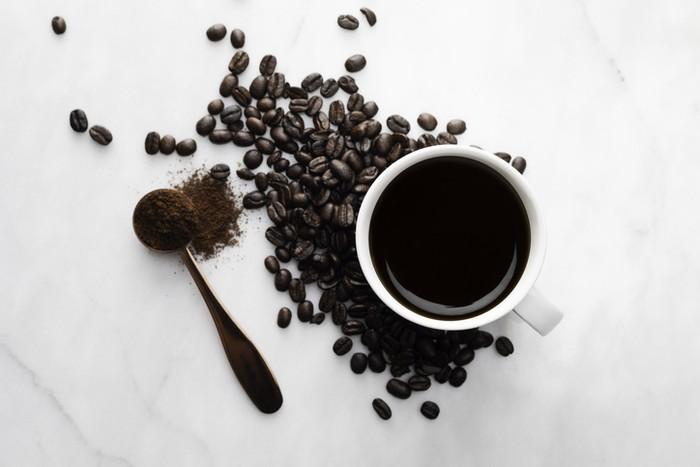 Manfaat sisa seduhan kopi