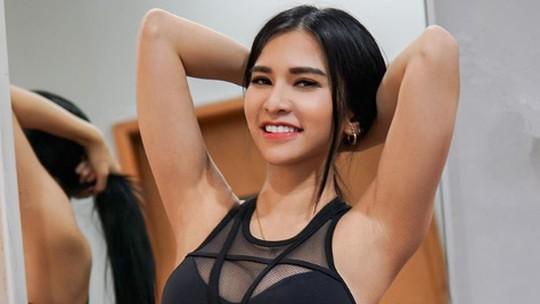 Lihat Maria Vania Olahraga, Netizen: Ku Benci Pikiranku