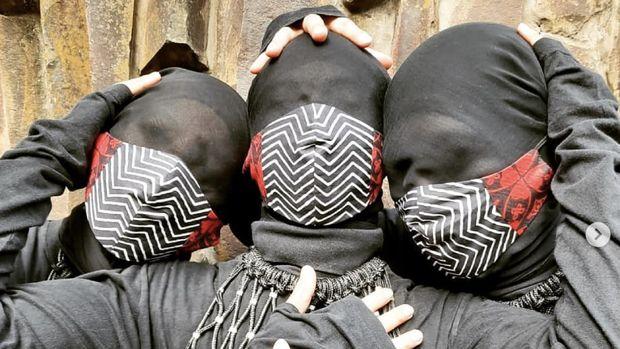 Tetap Gaya, 6 Designer Lokal Jual Masker Harga Ratusan Ribu