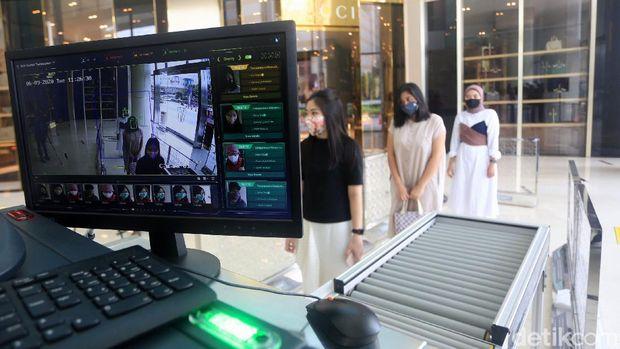 Sejumlah mal di Jakarta bersiap untuk beroperasi kembali dengan skenario new normal pada 15 Juni 2020 mendatang. Salah satunya mal Senayan City.
