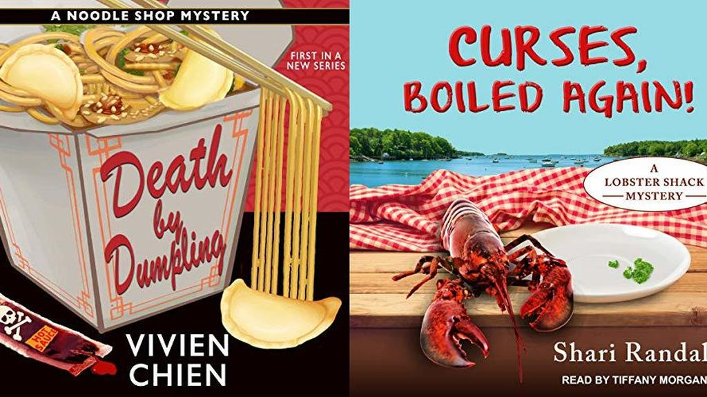 Foodies, 5 Novel Tentang Misteri Makanan Ini Cocok Untuk Kamu
