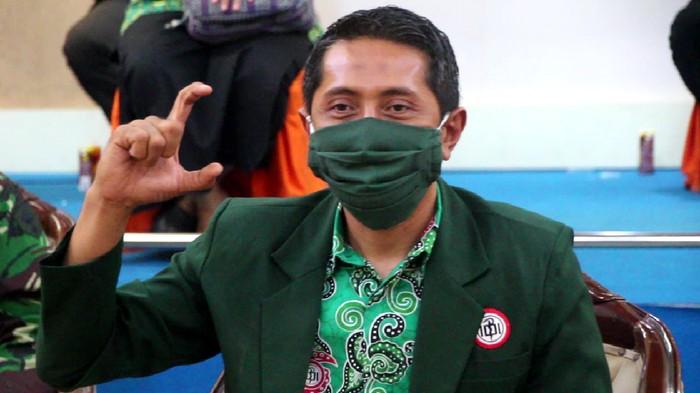 Ketua IDI Parepare, dr Ibrahim Kasim.