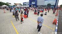 Dibuka Setelah Ditutup 6 Minggu, Pemohon Banjiri Tempat Layanan SIM