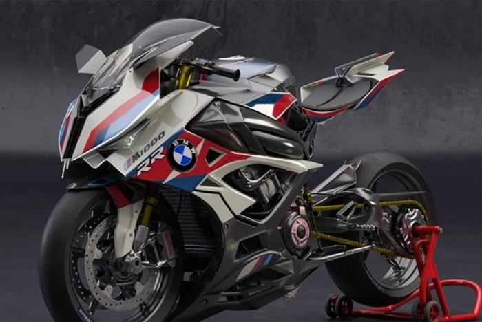 Perkiraan konsep BMW M 1000 RR