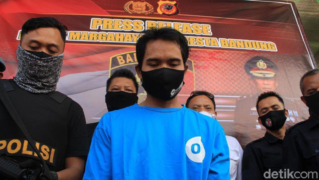 Sakit Hati Dihina, Pria Beristri Cekik Mati Janda di Bandung