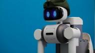 Aksi Robot Ugo Perangi Virus Corona