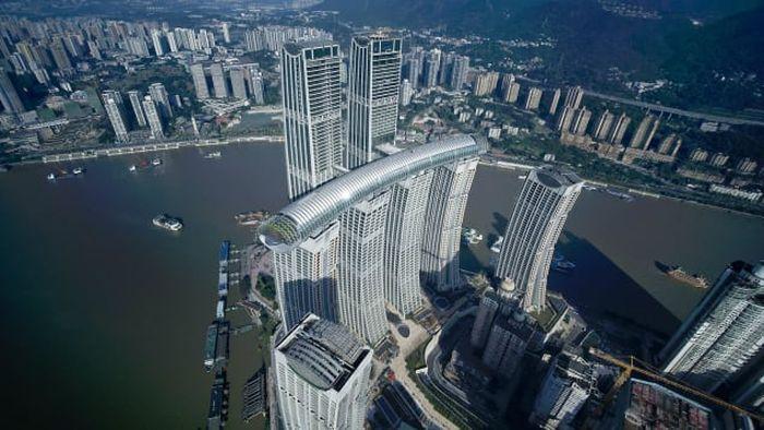 The Crystal di Chongqing China