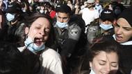 Aksi Protes Pembunuhan Pria Autis oleh Polisi Israel