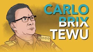 Carlo Tewu: Penangkap Tommy Soeharto yang Jadi Komisaris BUMN