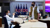 Gugus Tugas Jelaskan Maksud Lampu Merah Lagi Jokowi: Jangan Anggap Enteng!