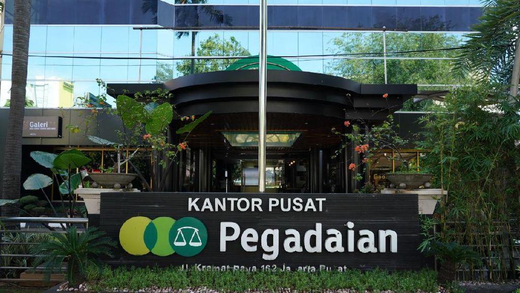 Cegah Corona, Pegadaian Tutup Sementara Layanan Kanwil VIII Jakarta