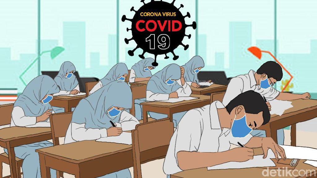 Disdik Jabar Umumkan Sekolah yang Boleh KBM Tatap Muka Pada 18 Agustus