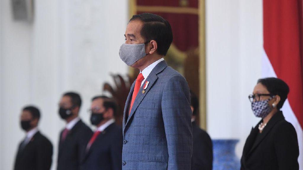 Jokowi: Jangan Paksa Terapkan New Normal Tanpa Melalui Tahapan yang Benar