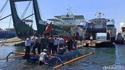 Jadi Jaminan Pembiayaan, Sebuah Kapal di Selat Bali Disita Pengadilan Agama