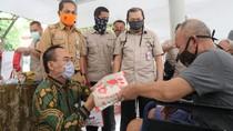 Kemensos Salurkan Bansos untuk Penyandang Disabilitas di Depok