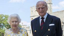 Foto Terbaru Suami Ratu Elizabeth II di Ultah Ke-99, Tampak Sehat dan Bugar