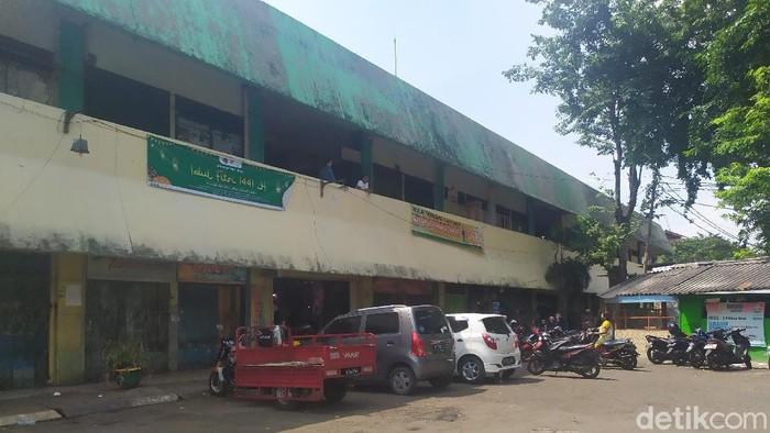 Pasar Rawa Kerbau Jakpus