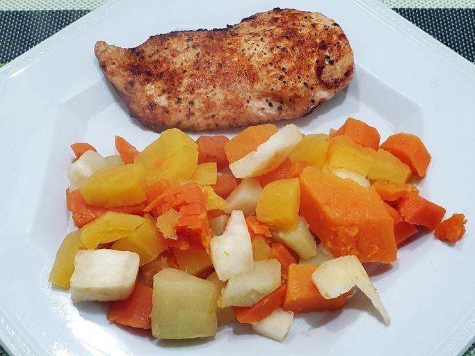 Menu Diet Ketat Shuhua (G)I-DLE
